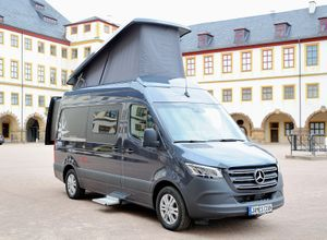 Westfalia relies on Eberspaecher heating solutions in its new James Cook