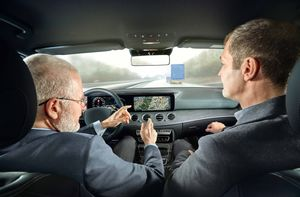 Safety first with autonomous driving – thanks to intelligent switching systems from Eberspaecher